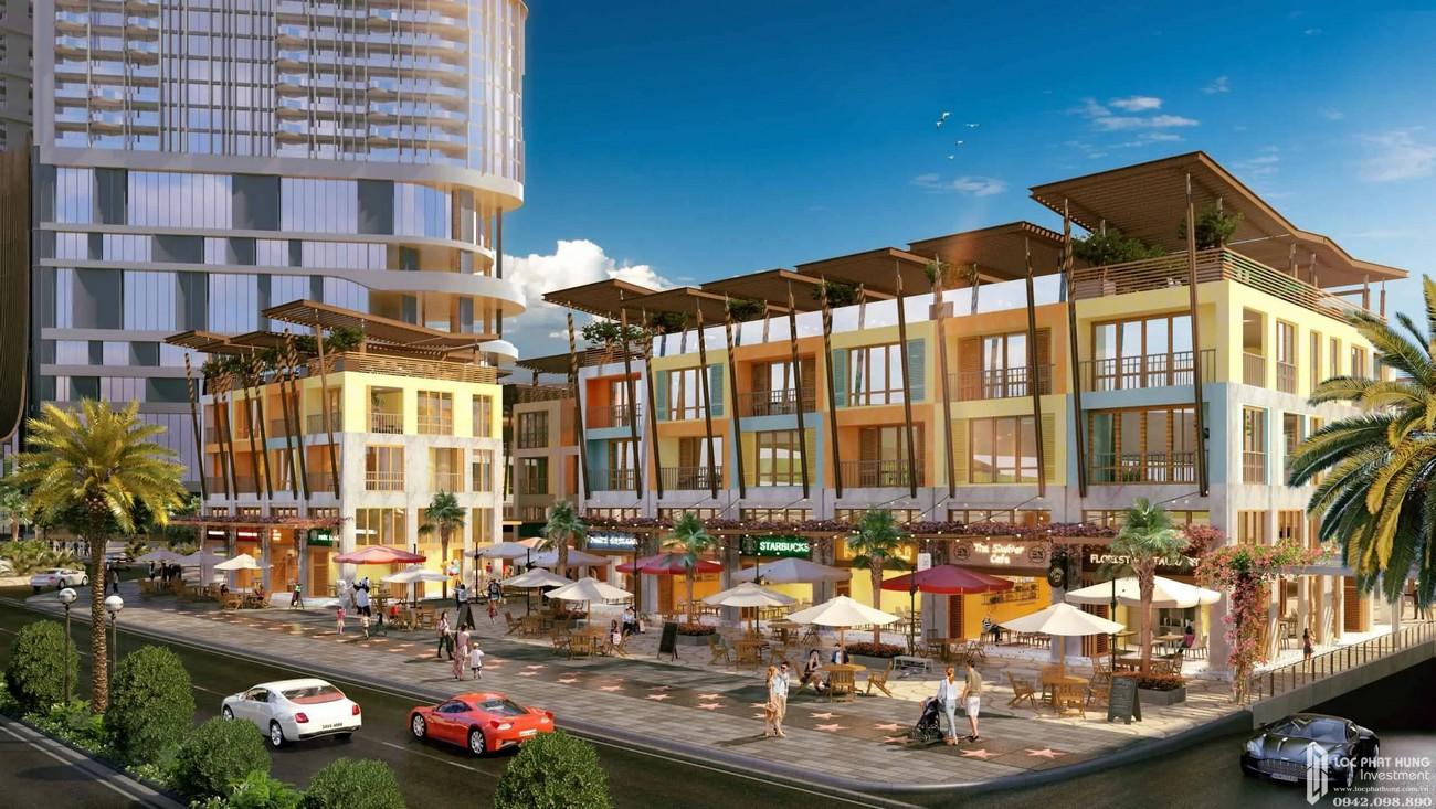 Shophouse Hawaii Vega City Bãi Tiên Nha Trang chủ đầu tư KDI Holdings