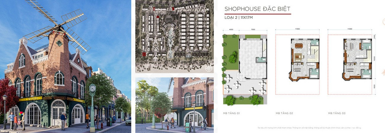 Thiết kế dự án nhà phố Novaworld Hồ Tràm Wonderland Xuyên Mộc Đường Phước Thuận chủ đầu tư Novaland