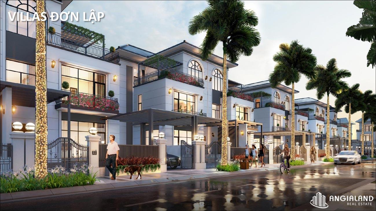 Thiết kế chi tiết Biệt Thự Đơn Lập T&T Millennia City Long Hậu