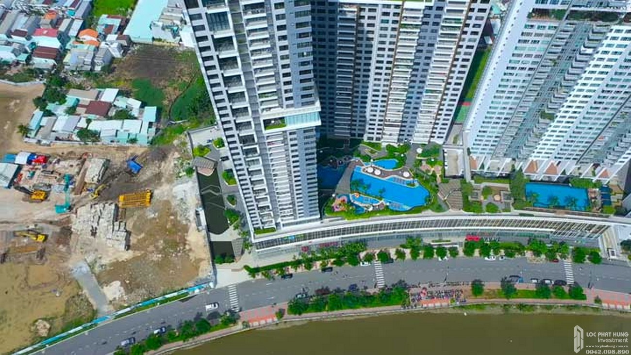 Tiến độ dự án căn hộ chung cư The Infiniti Riviera Point Quận 7