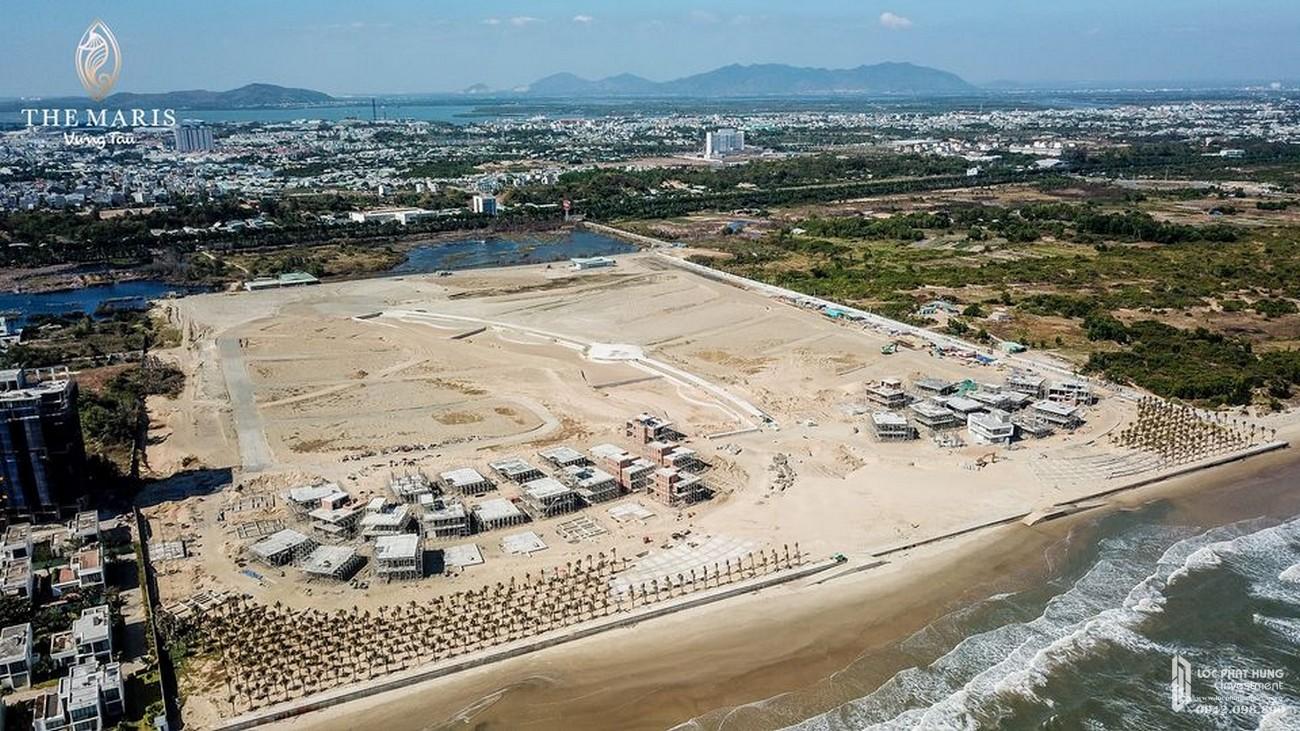 Tiến độ xây dựng dự án The Maris Vũng Tàu
