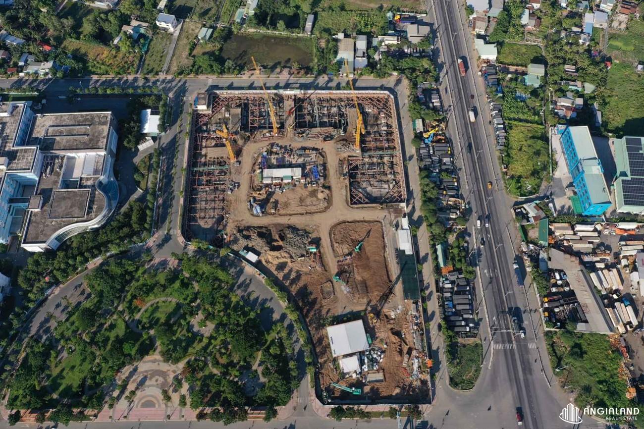 Tiến độ xây dựng dự án West Gate Bình Chánh 01/07/2021