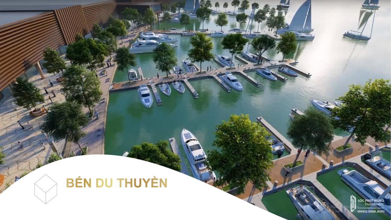 Tiện ích dự án biệt thự Aqua City The Grand Villas Biên Hòa Đường Long Hưng nhà phát triển Novaland