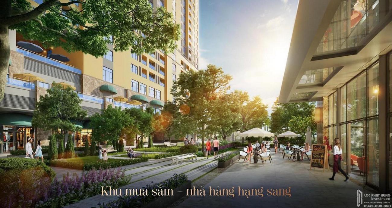 Tiện ích dự án căn hộ chung cư The Grand Manhattan Quận 1 Đường 100 Cô Giang  chủ đầu tư Novaland