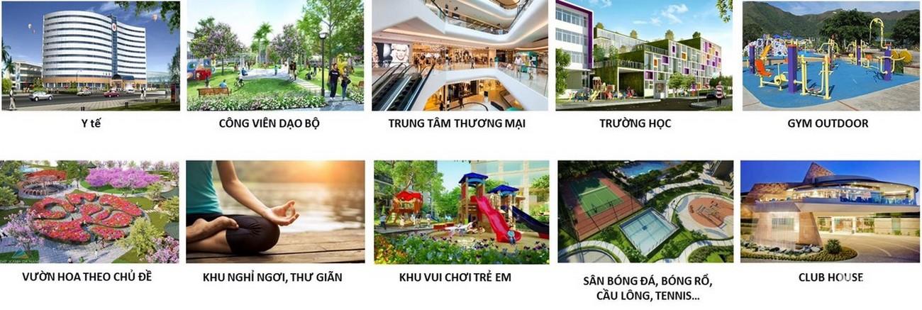 Tiện ích dự án đất nền T&T Millennia City Cần Giuộc Đường Lê Văn Lương chủ đầu tư T&T Group