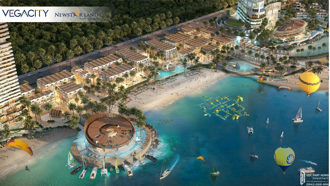 Tiện ích dự án Vega City Nha Trang được phát triển bởi chủ đầu tư KDI Holdings