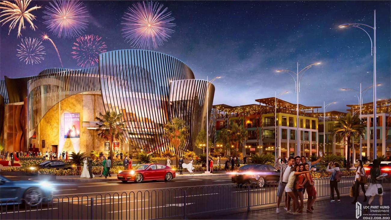 Nhà hát Opera dự án Vega City Nha Trang chủ đầu tư KDI Holdings
