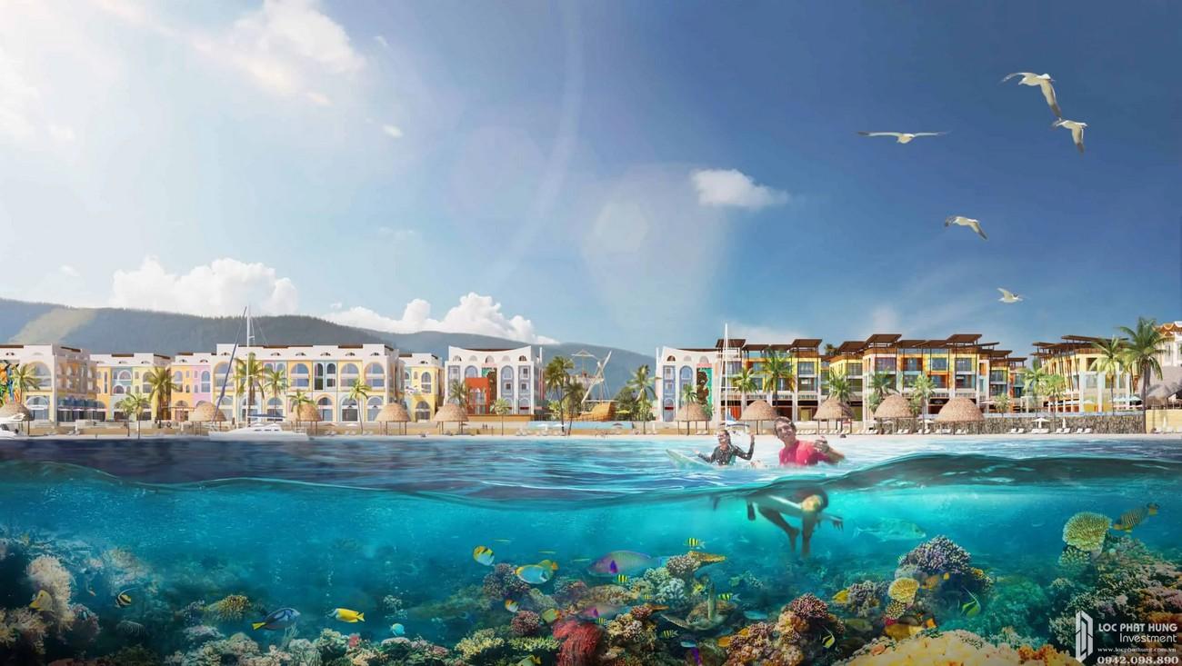 Vạn San Đảo dự án Vega City Nha Trang chủ đầu tư KDI Holdings