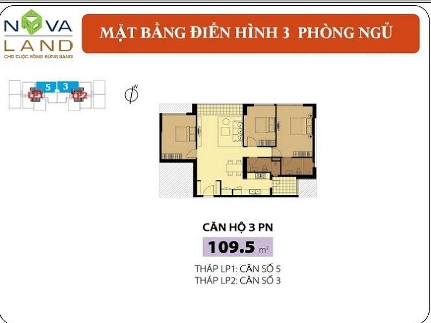 Thiết kế dự án căn hộ chung cư Lucky Palace Quận 6 Đường 50 Phan Văn Khỏe chủ đầu tư Novaland