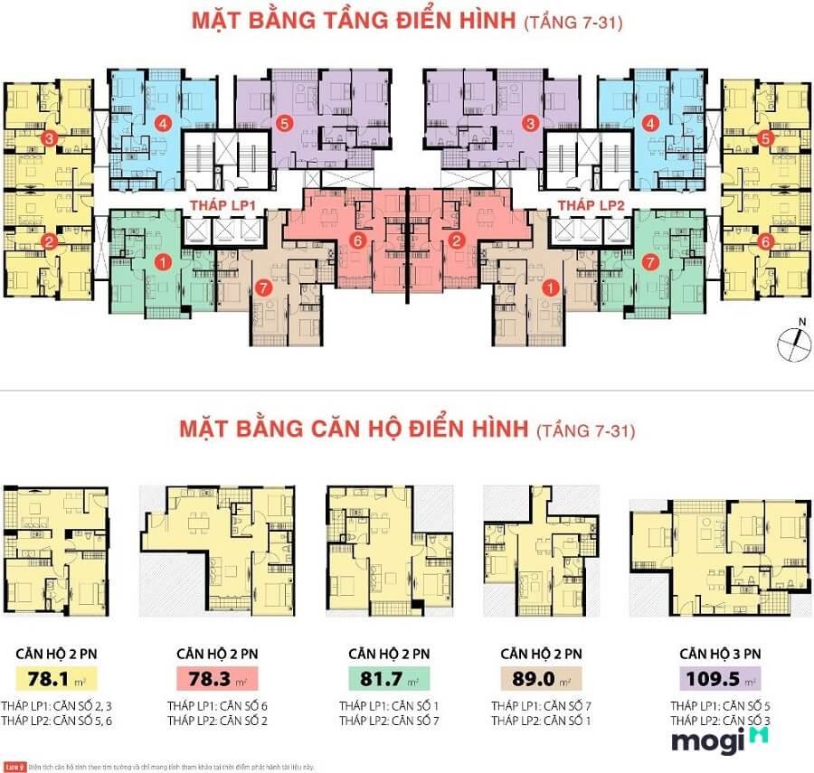 Mặt bằng dự án căn hộ chung cư Lucky Palace Quận 6 Đường 50 Phan Văn Khỏe chủ đầu tư Novaland