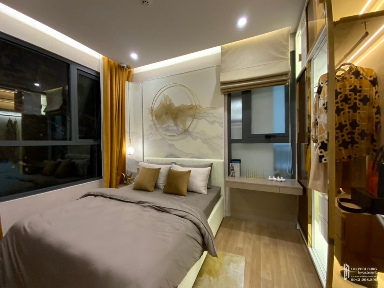 Nhà mẫu dự án căn hộ D Homme Quận 6 Đường Hồng Bàng chủ đầu tư DHA
