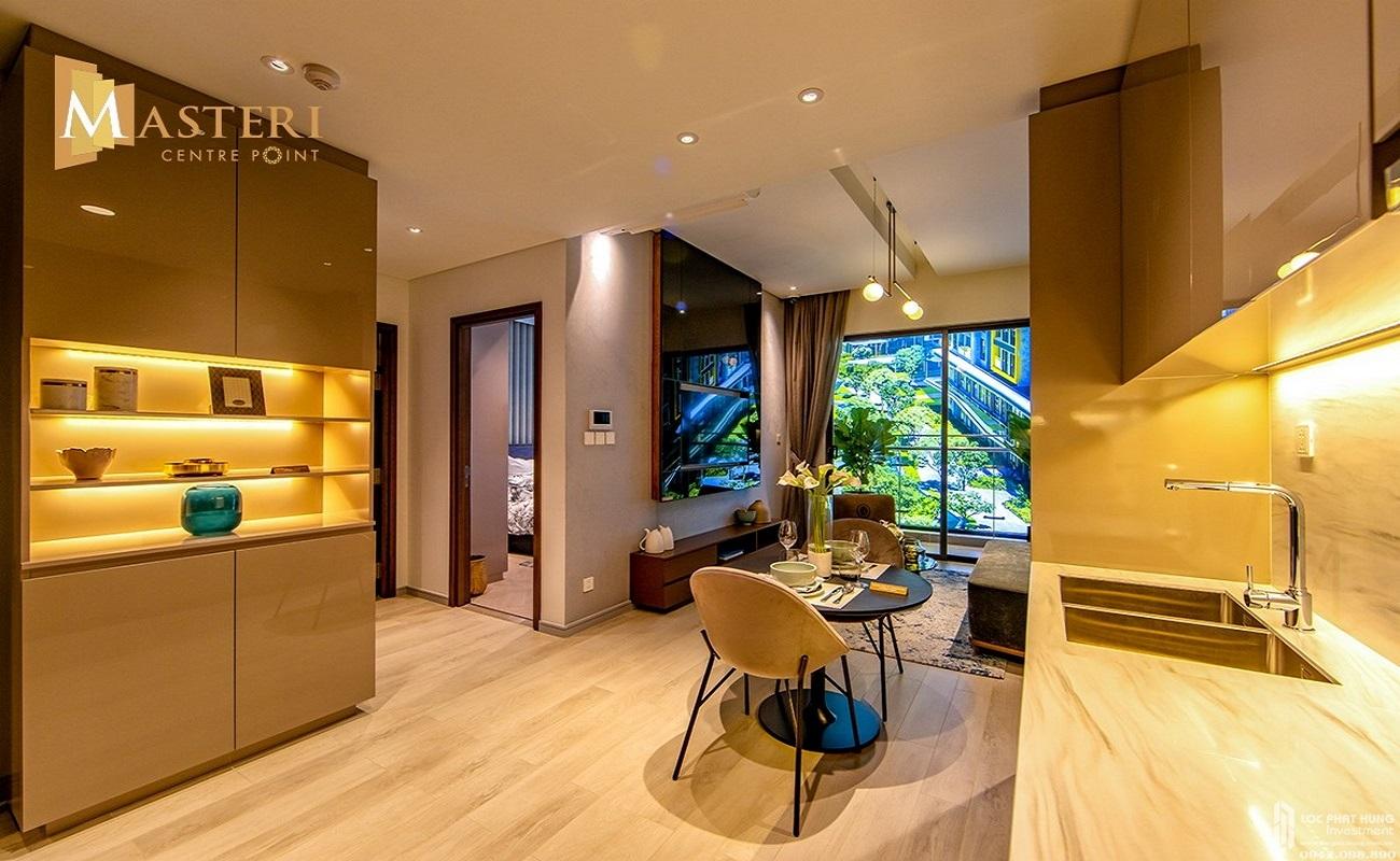 Nhà mẫu dự án căn hộ chung cư Masteri Centre Point Quận 9 Đường Nguyễn Xiển chủ đầu tư Masterise Homes