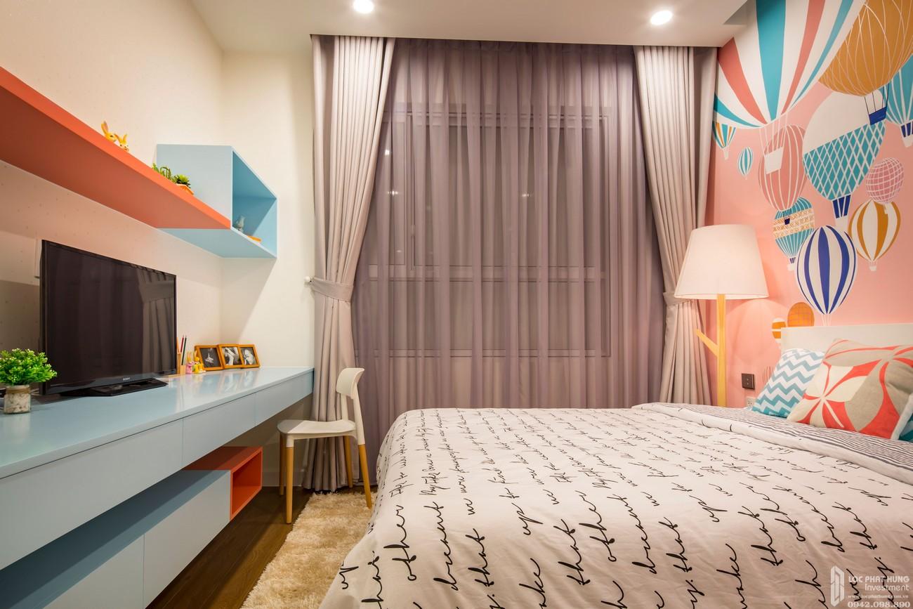 Nhà mẫu dự án căn hộ chung cư RichStar Tân Phú Đường 278 Hòa Bình chủ đầu tư Novaland
