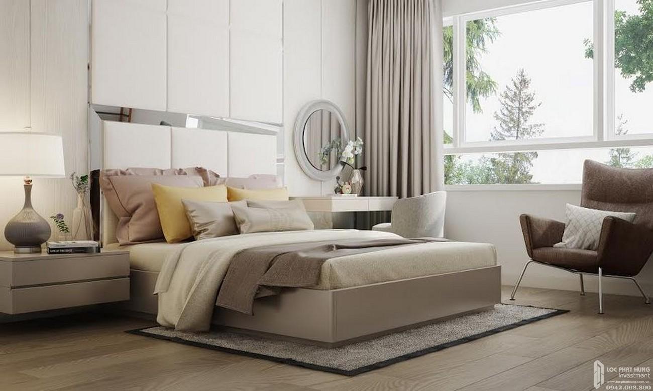 Nhà mẫu dự án căn hộ chung cư Tropic Garden Quận 2 Đường 66 chủ đầu tư Novaland