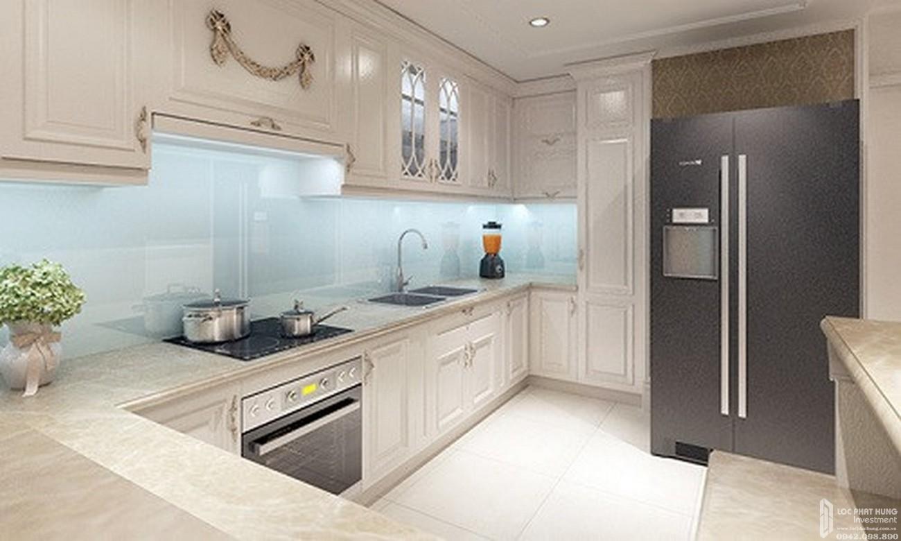 Nhà mẫu dự án căn hộ chung cư Wilton Tower Bình Thạnh Đường 71/3 Nguyễn Văn Thương chủ đầu tư Novaland