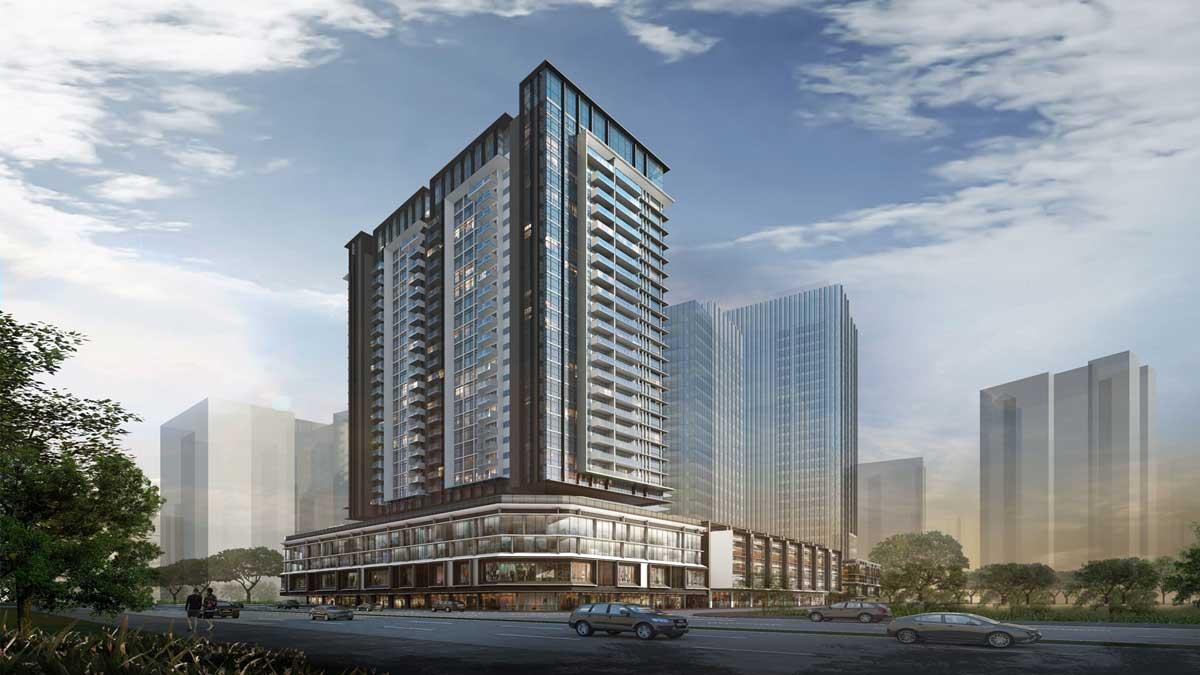 Giới thiệu về căn hộ The Crest Residence nhà phát triển Sơn Kim Land