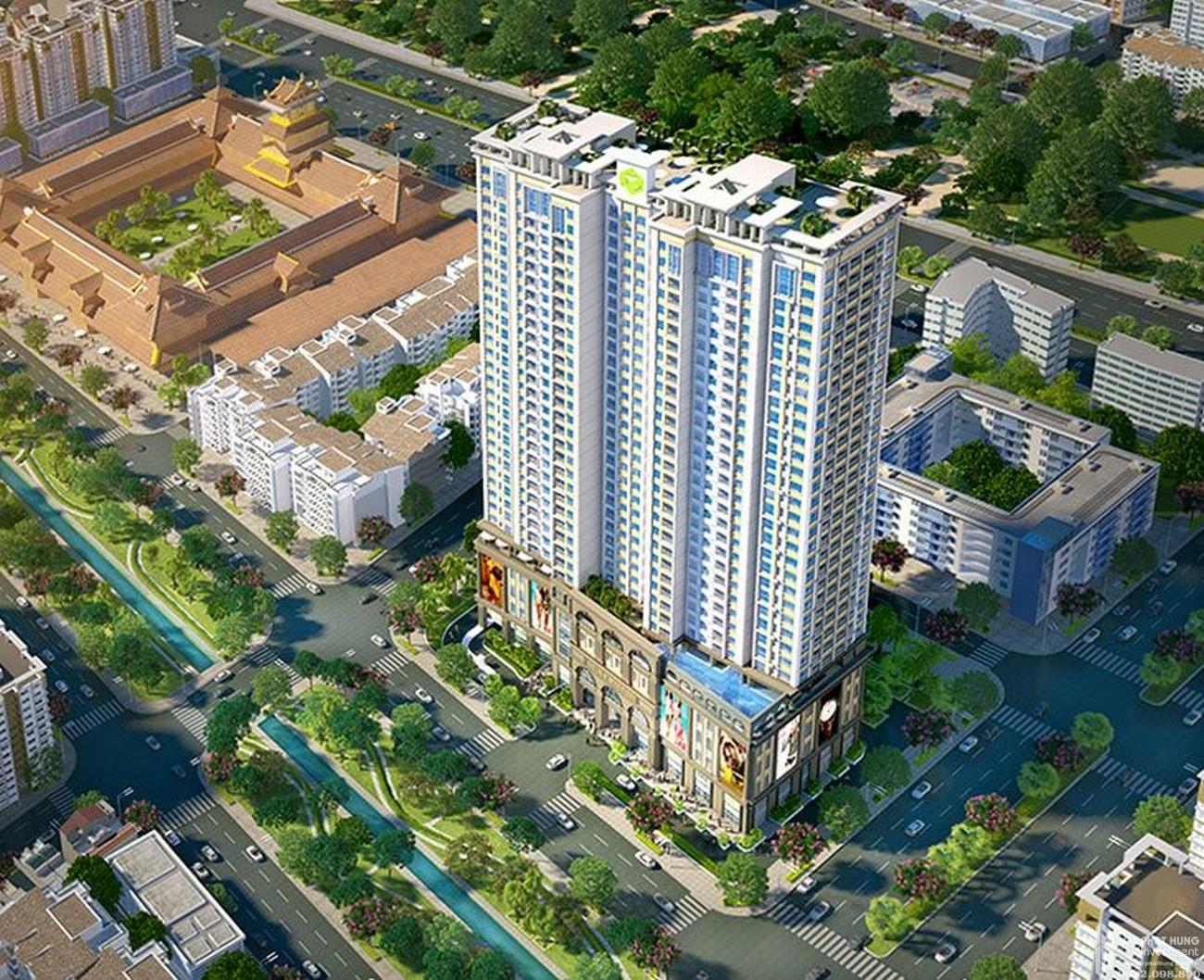Cho thuê dự án căn hộ chung cư Lucky Palace Quận 6 Đường 50 Phan Văn Khỏe chủ đầu tư Novaland