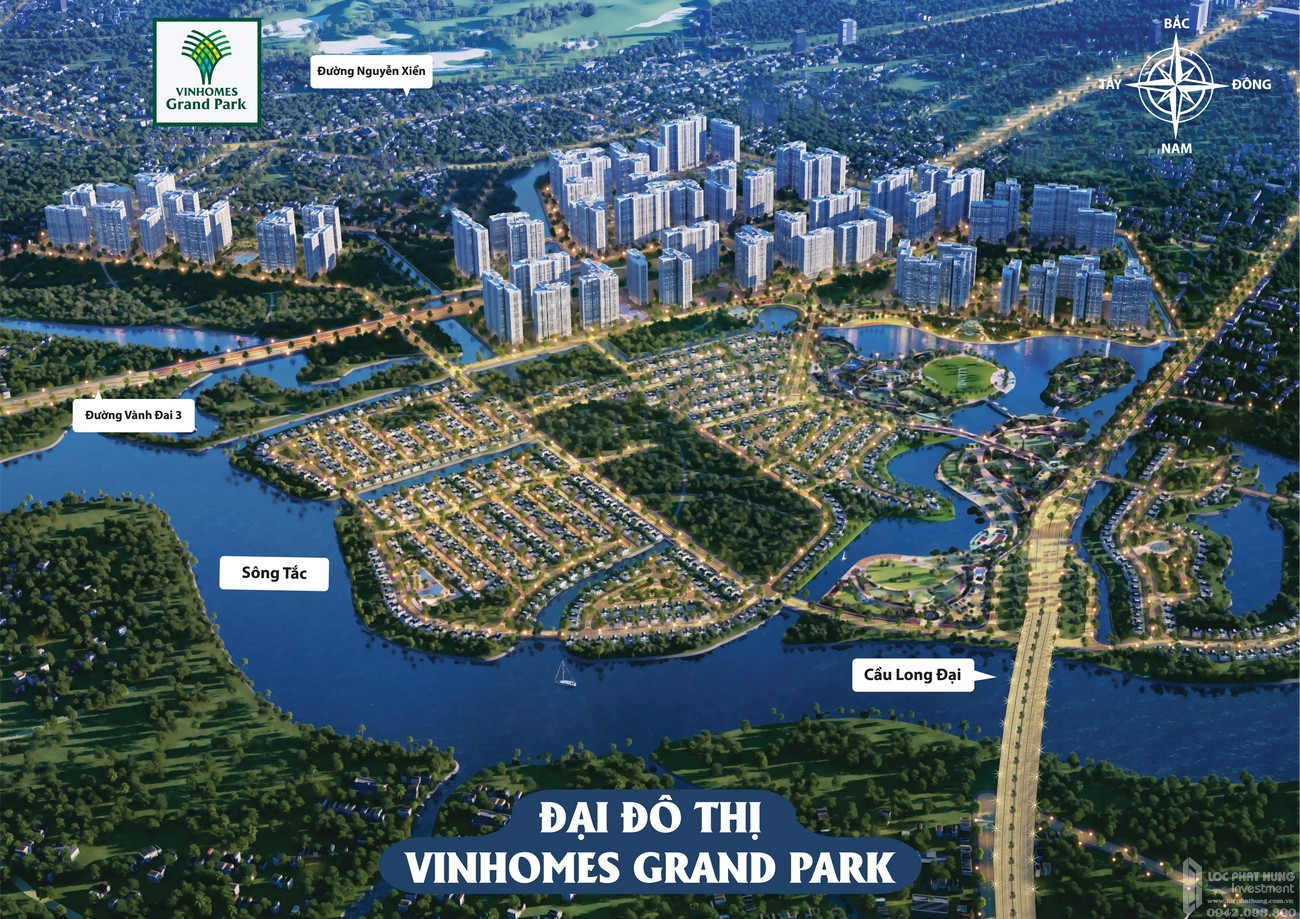 Vinhomes Grand Park Quận 9 | GIÁ BÁN & THUÊ【10/2021】Từ Vingroup