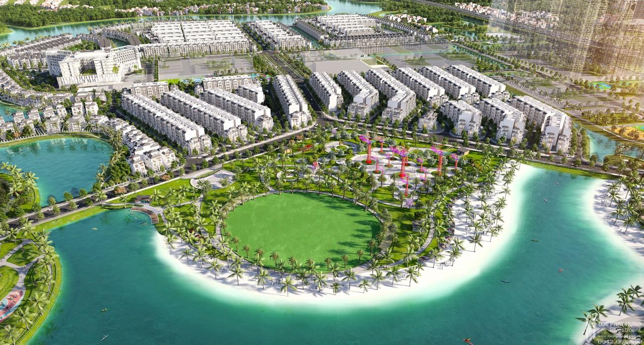 Phối cảnh dự án căn hộ chung cư Vinhomes Grand Park Quận 9 Đường Nguyễn Xiển chủ đầu tư Vingroup