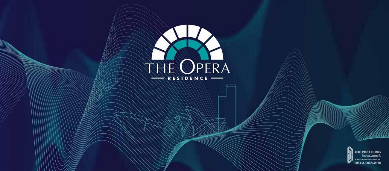 Phối cảnh tổng thể dự án căn hộ chung cư The Opera Residence Thủ Thiêm chủ đầu tư Sơn Kim Land