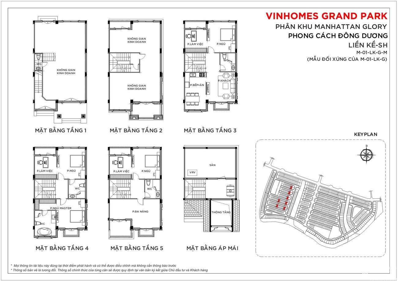 Thiết kế căn hộ chung cư Vinhomes Grand Park Quận 9 Đường Nguyễn Xiển chủ đầu tư Vingroup
