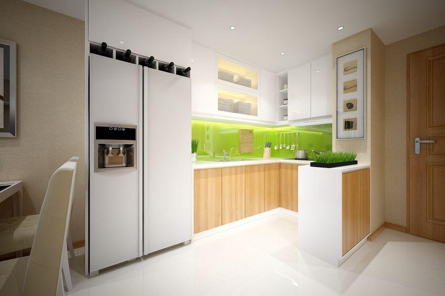 Nhà mẫu dự án căn hộ chung cư Lexington Residence Quận 2 Đường 67 Mai Chí Thọ chủ đầu tư Novaland