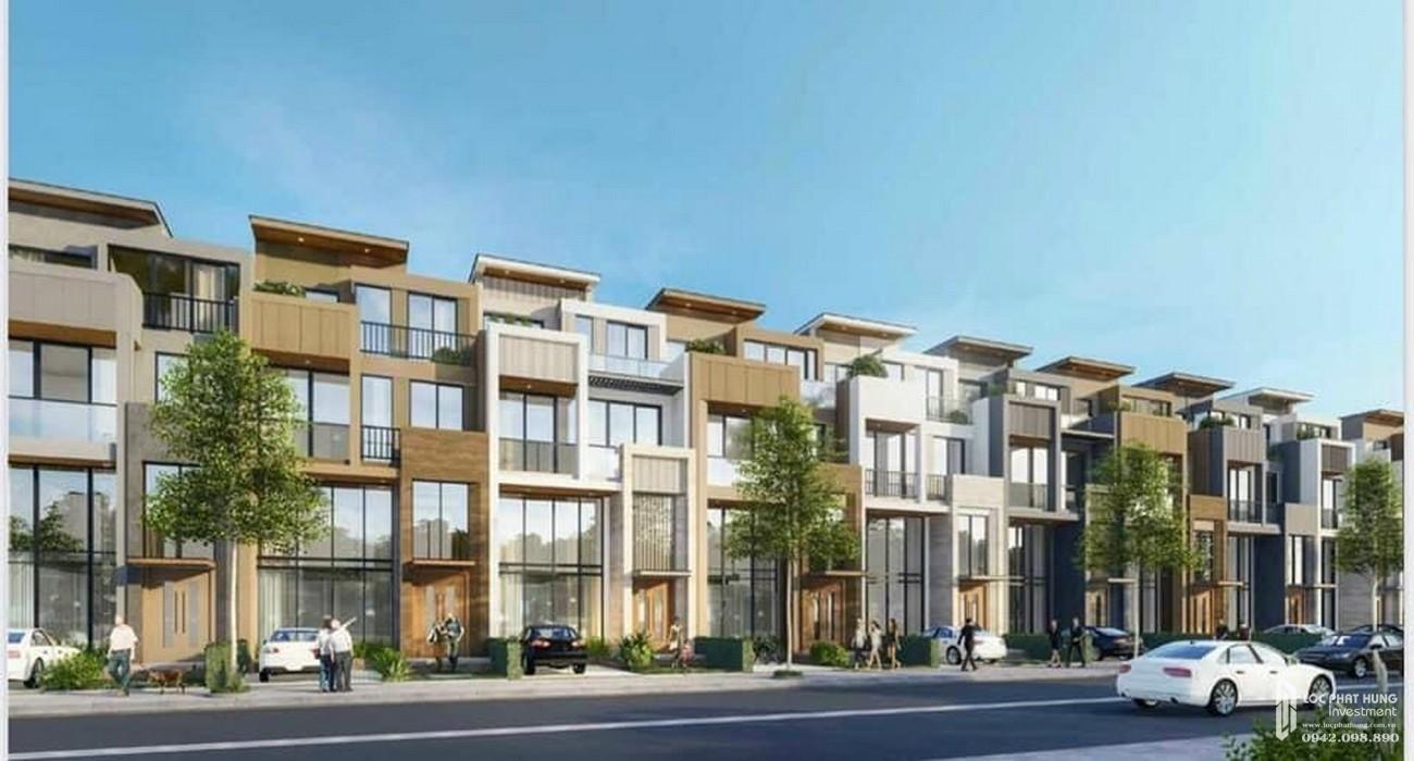Thiết kế dự án căn hộ chung cư The 9 Stellars Quận 9 Đường Hoàng Hữu Nam chủ đầu tư Ngân Thạnh