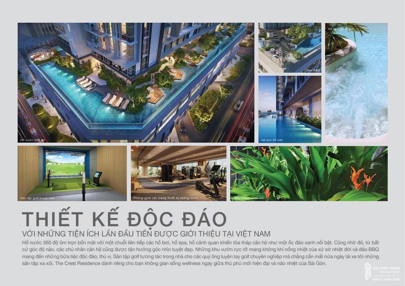 Thiết kế tiện ích độc đáo tại Việt Nam