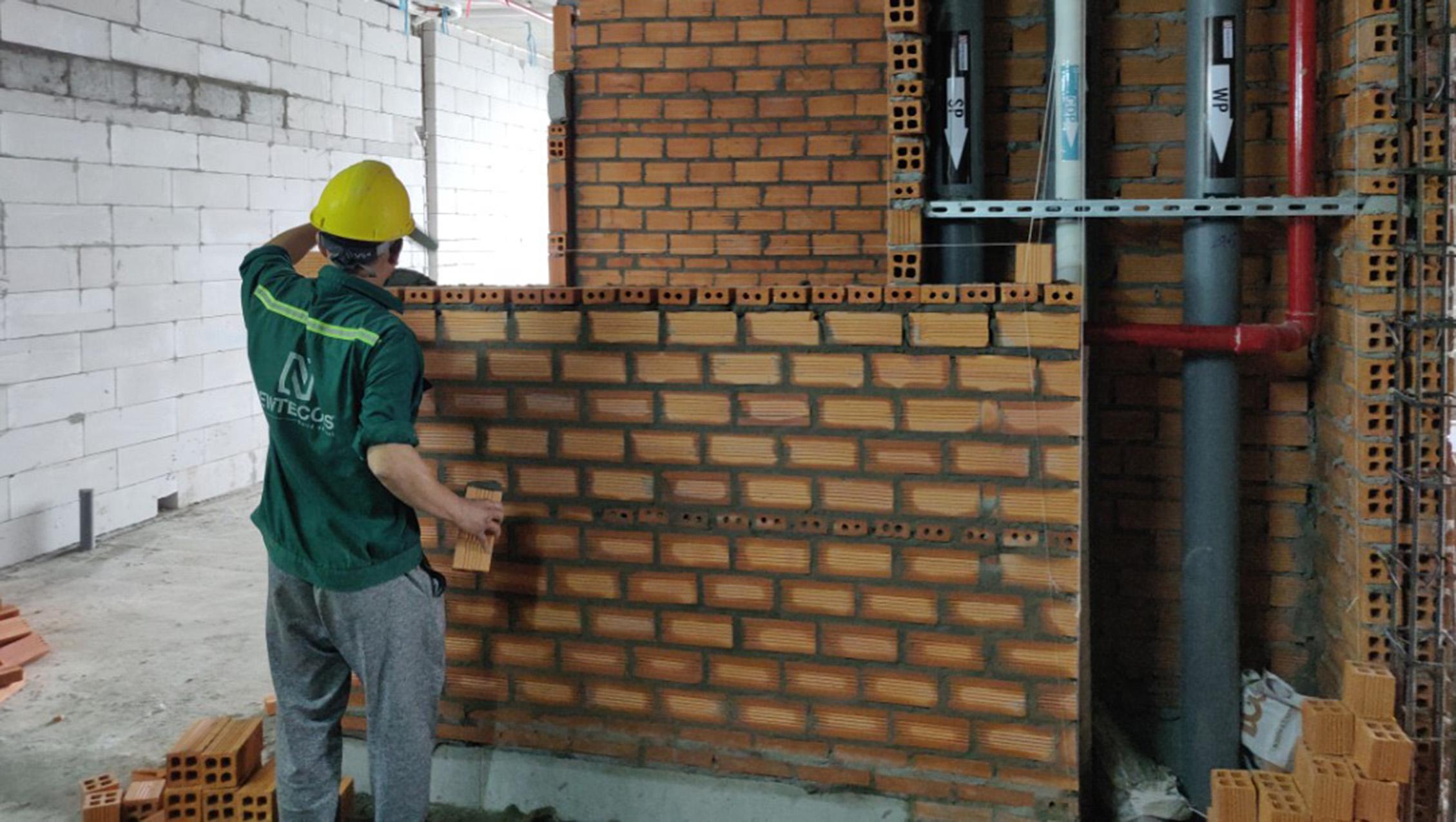 Tiến độ xây dựng 02/2021 The Sóng Vũng Tàu