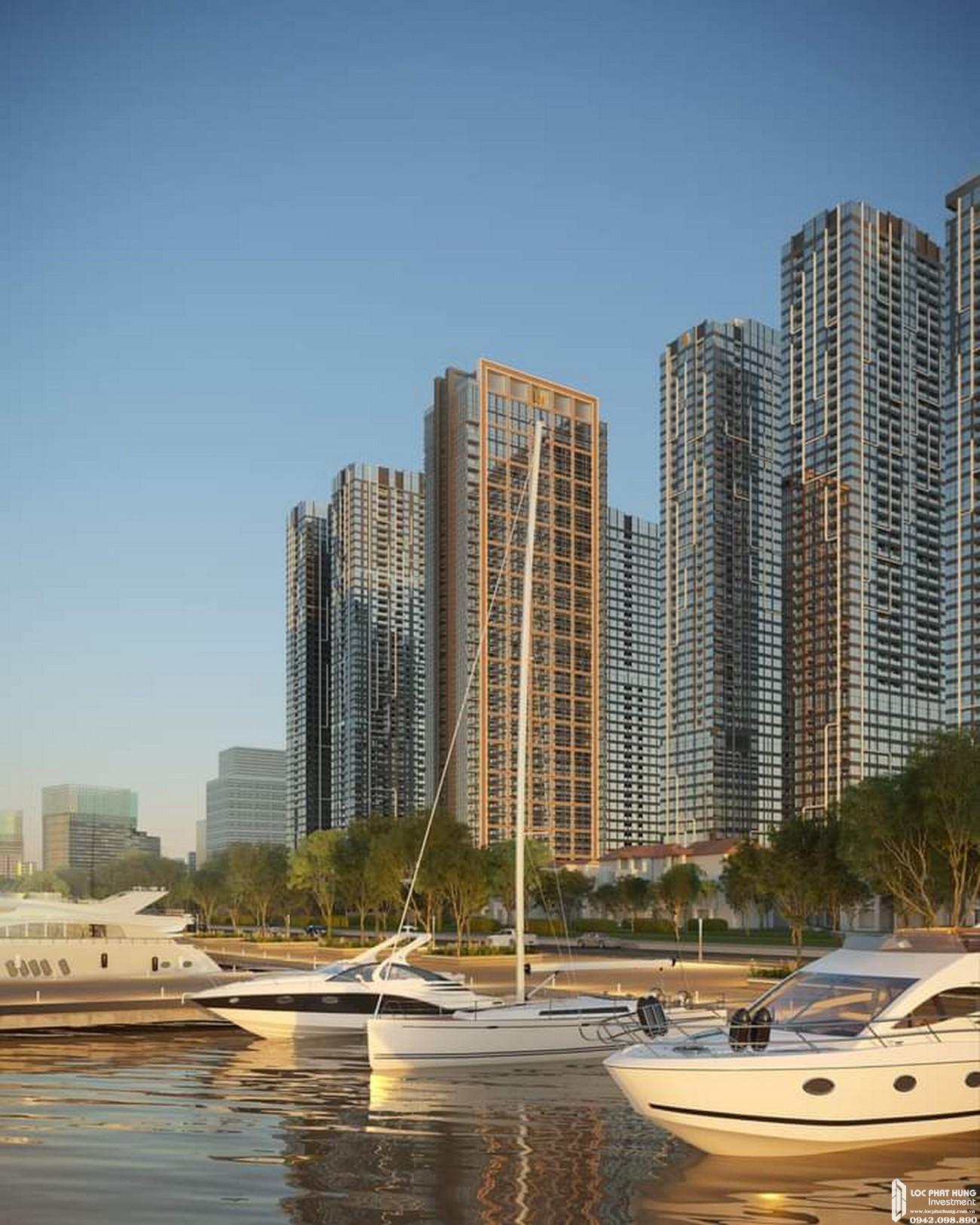 """Grand Marina Saigon – Nổi bật với thương hiệu """"Bất động sản hàng hiệu"""""""