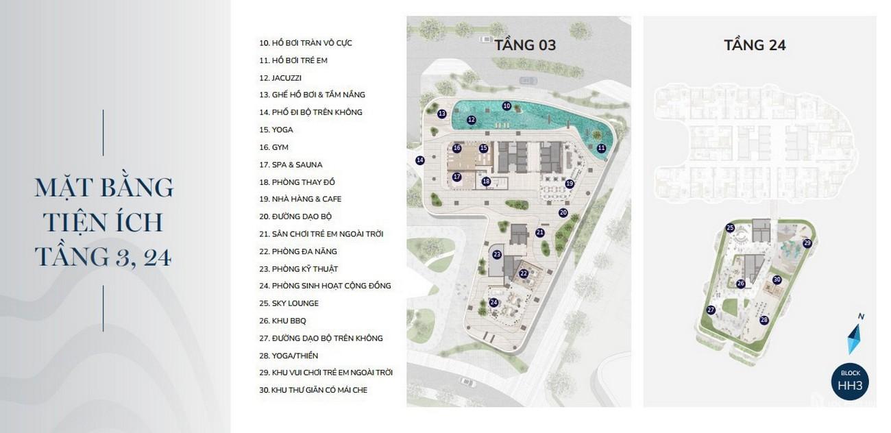Tiện ích dự án căn hộ chung cư The Aston Nha Trang Đường Xóm Cồn chủ đầu tư DKRH