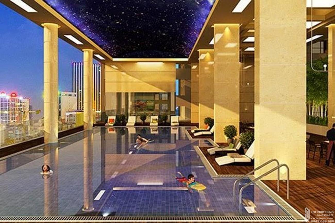 Tiện ích dự án căn hộ chung cư Lucky Palace Quận 6 Đường 50 Phan Văn Khỏe chủ đầu tư Novaland