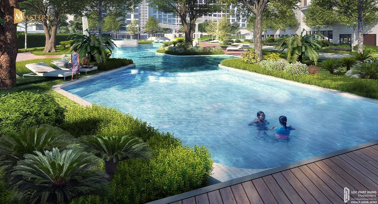Tiện ích dự án căn hộ chung cư Masteri Centre Point Quận 9 Đường Nguyễn Xiển chủ đầu tư Masterise Homes