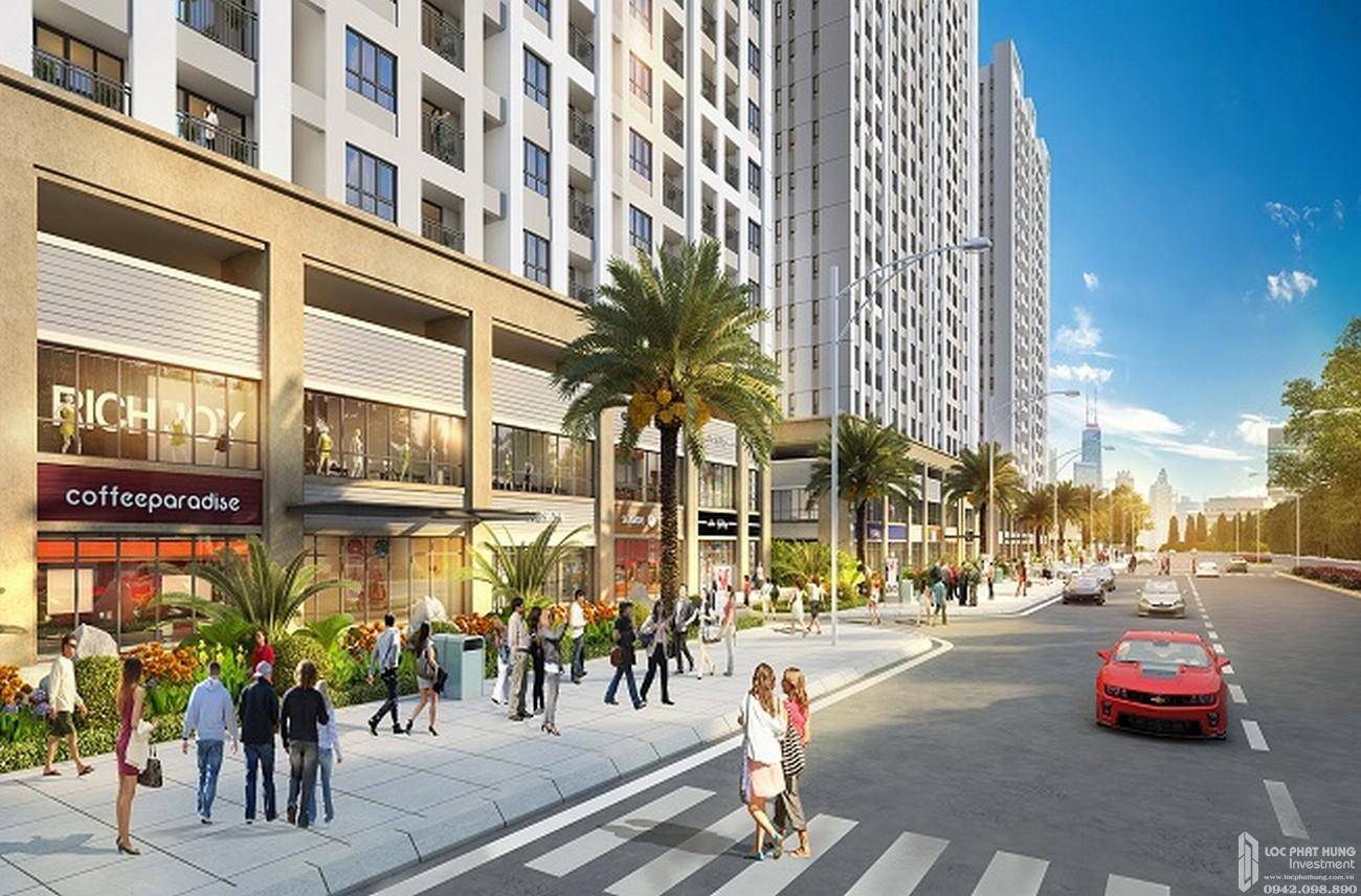 Tiện ích dự án căn hộ chung cư RichStar Tân Phú Đường 278 Hòa Bình chủ đầu tư Novaland