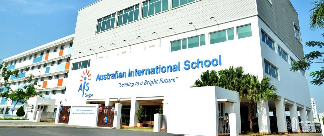Trường học quốc tế Úc AIS gần The 9 Stellars Quận 9 Đường Hoàng Hữu Nam chủ đầu tư Ngân Thạnh