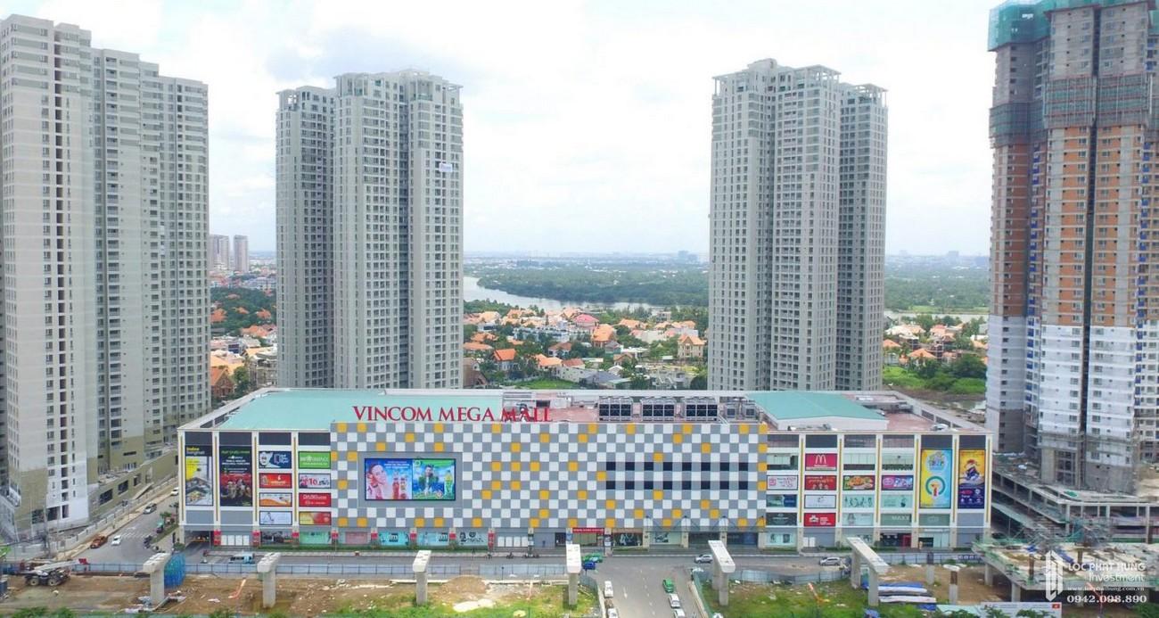 Vincom Mega Mall gần The 9 Stellars Quận 9 Đường Hoàng Hữu Nam chủ đầu tư Ngân Thạnh