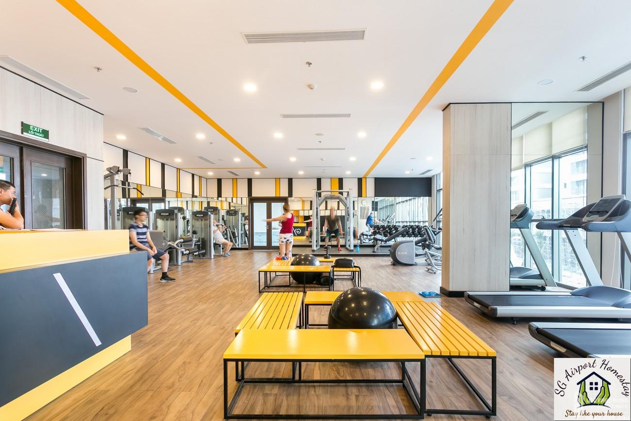 Tiện ích dự án căn hộ chung cư The Botanica Tân Bình  Đường 104 Phổ Quang chủ đầu tư Novaland