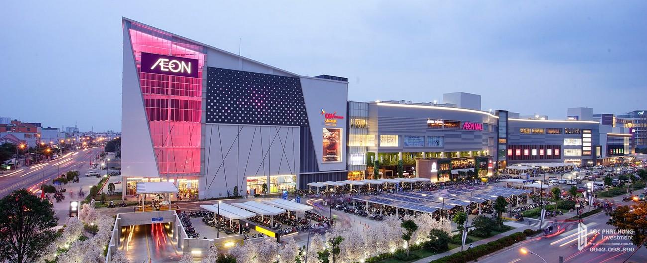 Tiện ích dự án căn hộ chung cư The Seasons Apartment Thuận An Đường QL13 chủ đầu tư An Huy Construction
