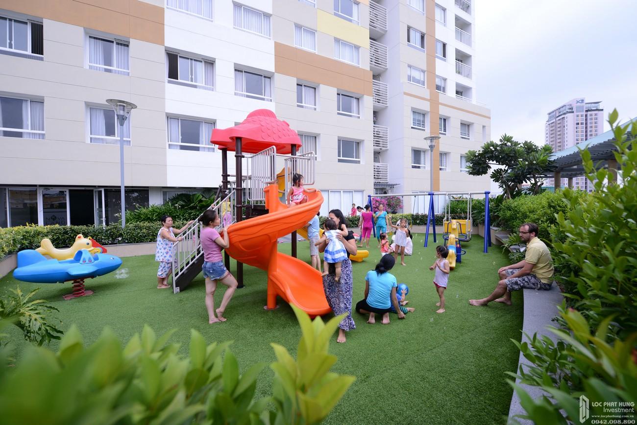 Tiện ích dự án căn hộ chung cư Tropic Garden Quận 2 Đường 66 chủ đầu tư Novaland