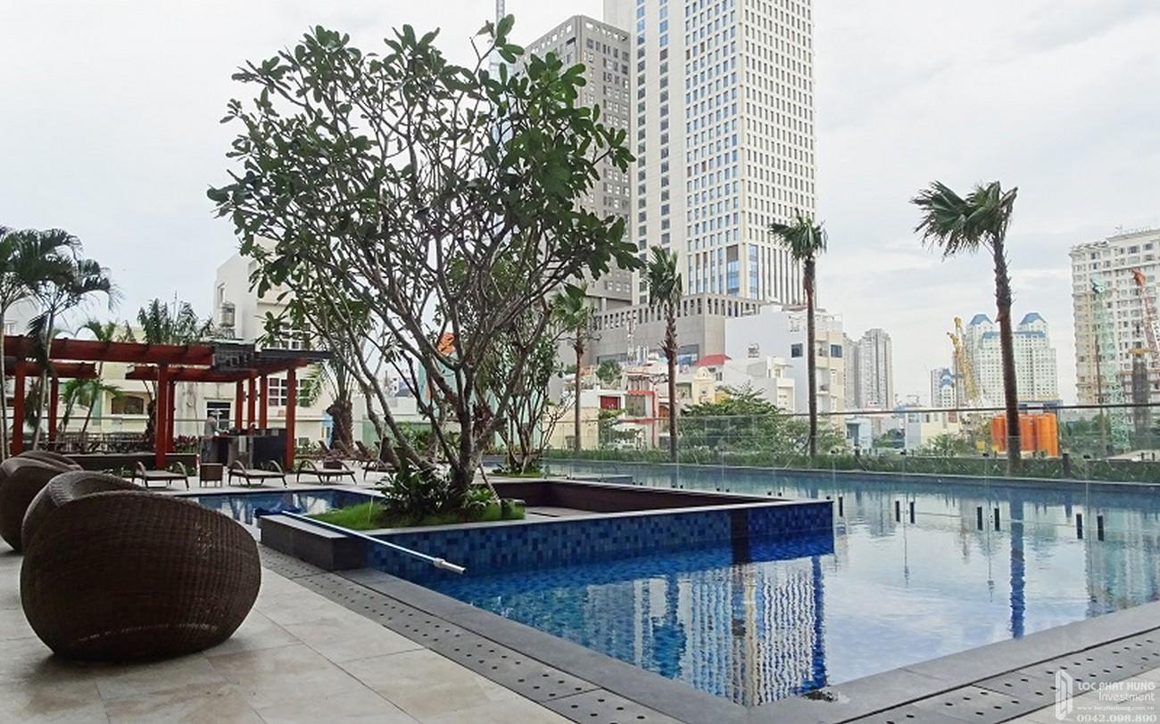Tiện ích dự án căn hộ chung cư Wilton Tower Bình Thạnh Đường 71/3 Nguyễn Văn Thương chủ đầu tư Novaland