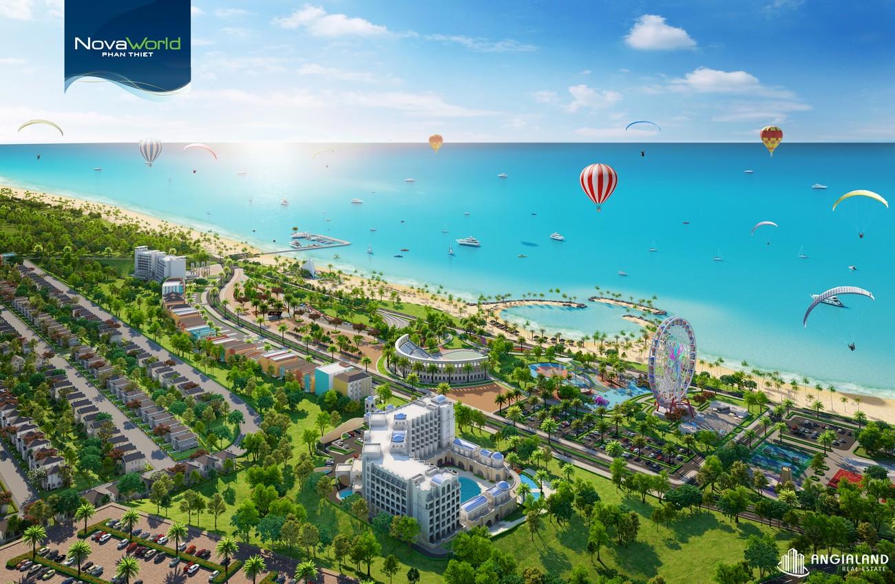 Giới thiệu dự án Novaworld Phan Thiết