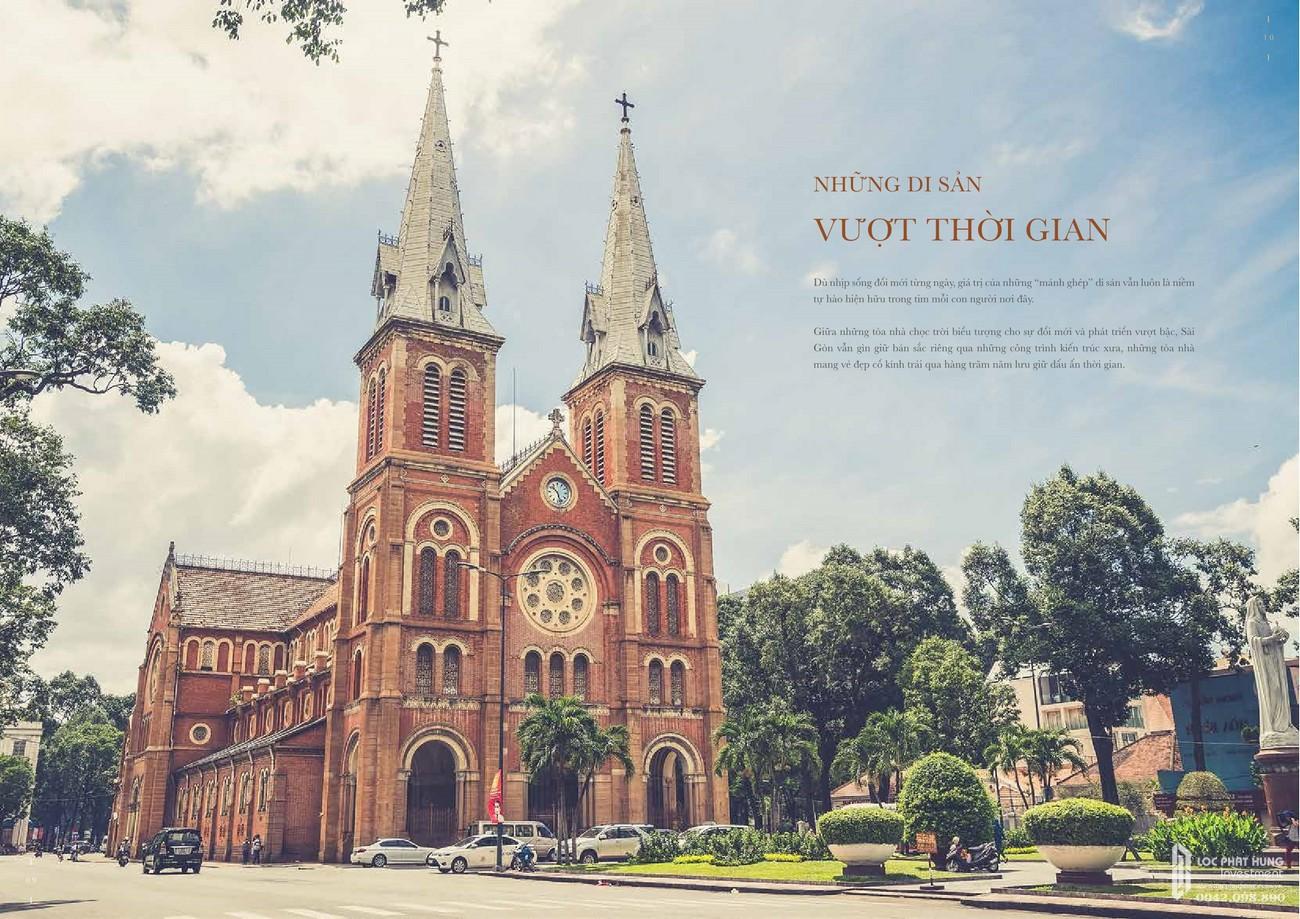 Nhà thờ Đức Bà - Những di sản vượt thời gian