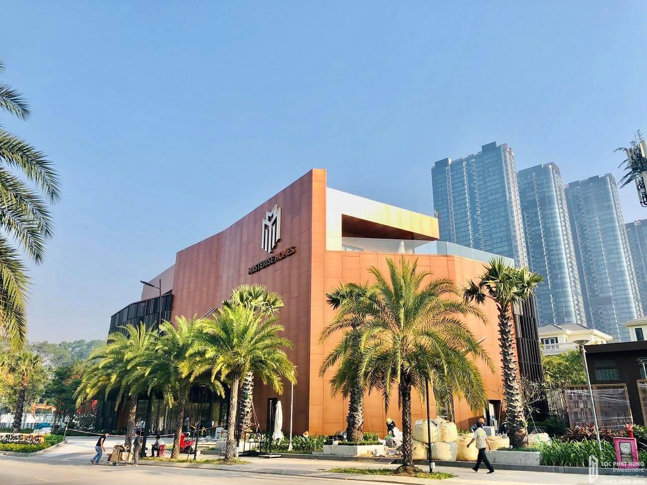 Nhà mẫu dự án căn hộ chung cư Masterise Grand Marina Quận 1 Đường Nguyễn Hữu Cảnh chủ đầu tư Masterise Homes