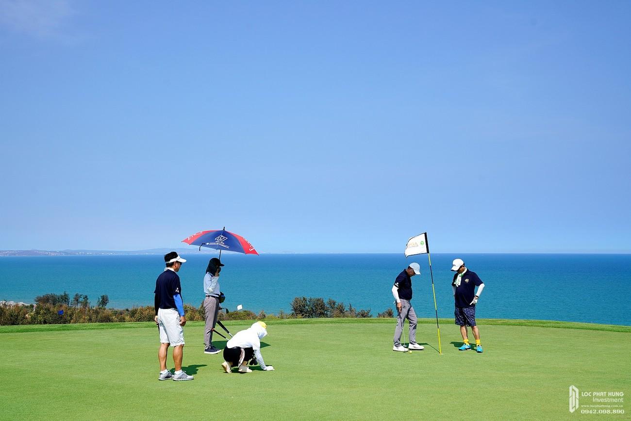 Sân Golf PGA OCean 18 lỗ tại NVW Phan Thiết
