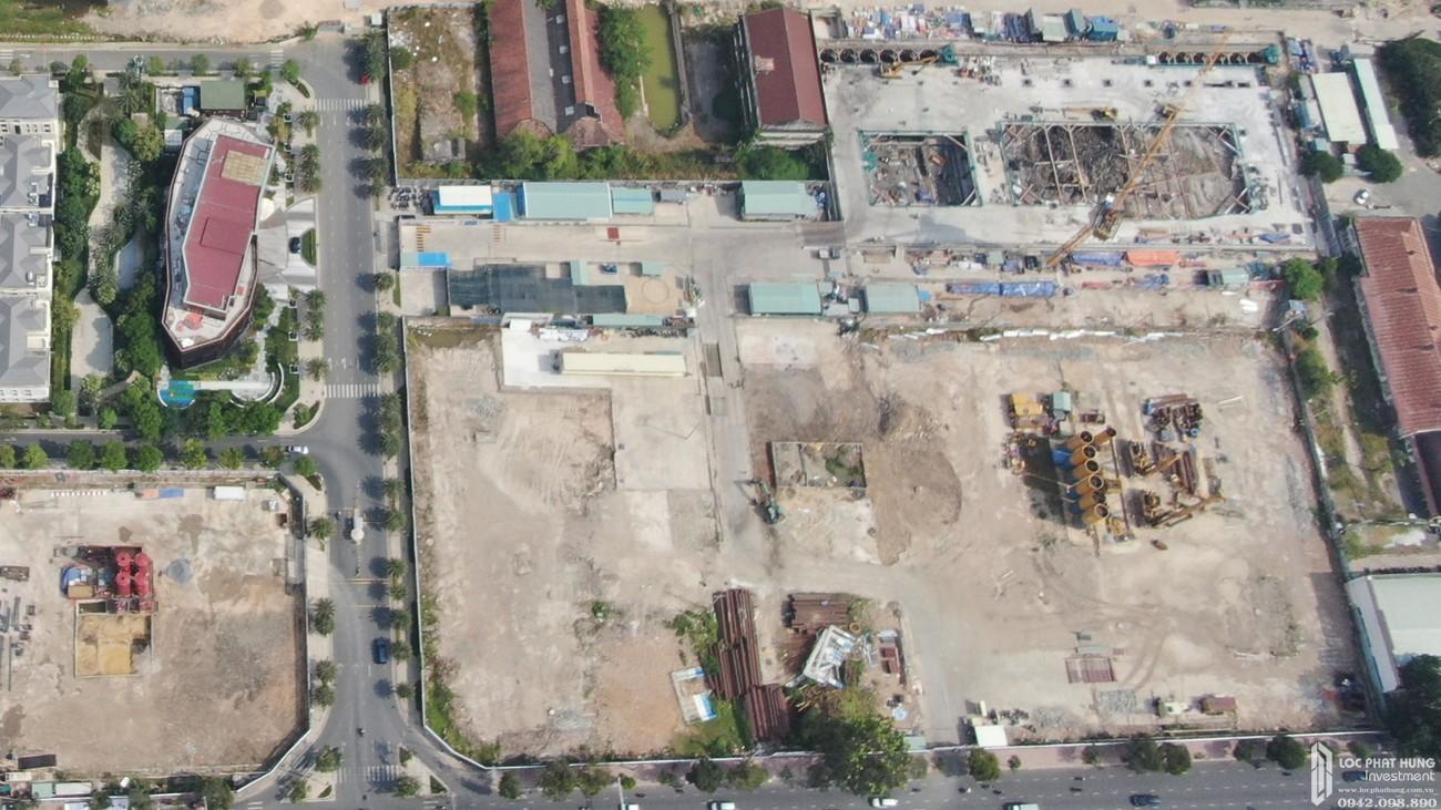 Tiến độ Grand Marina Saigon Quận 1 Đường Nguyễn Hữu Cảnh chủ đầu tư Masterise Homes