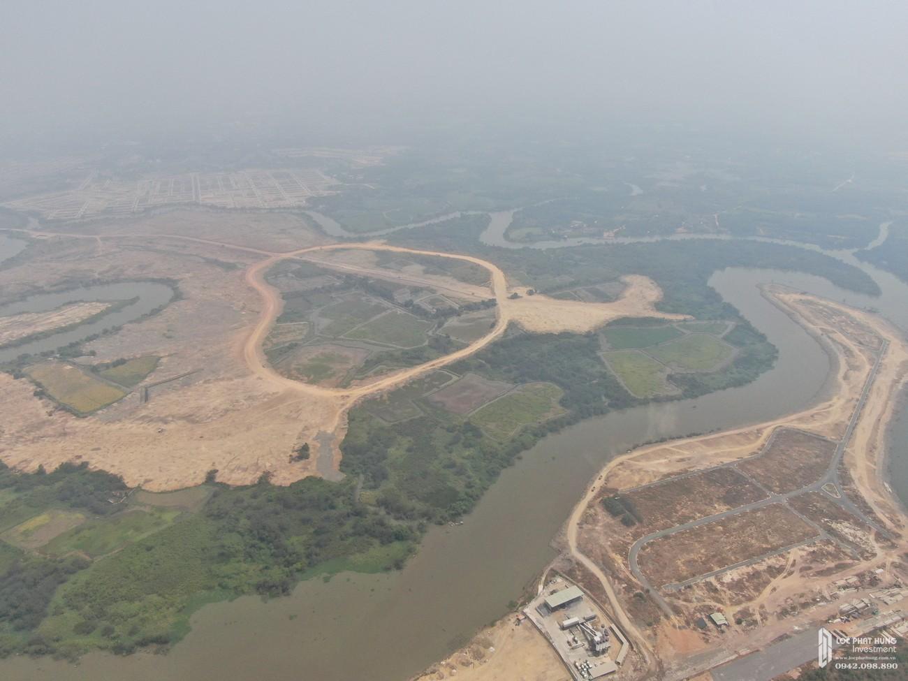 Tiến độ xây dựng The Phoenix South Aqua City nhà phát triển Novaland