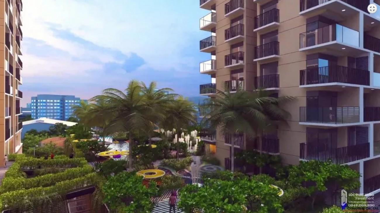 Tiện ích dự án căn hộ chung cư Dragon Sky View Thủ Đức Đường Tô Ngọc Vân chủ đầu tư Hưng Phú Investment