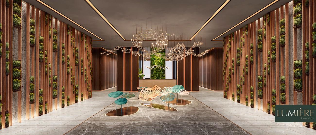 Tiện ích dự án căn hộ chung cư Masteri Lumière Riverside Quận 2 Đường Xa Lộ Hà Nội chủ đầu tư Masterise Homes