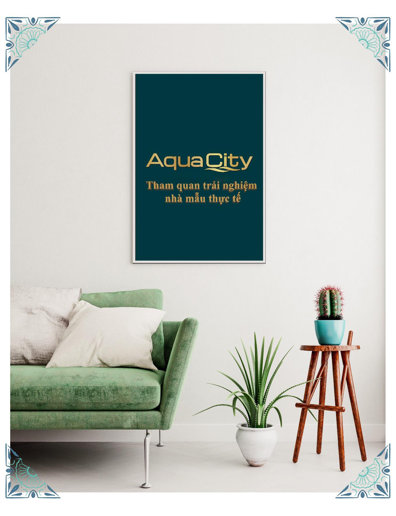Aqua City Đồng Nai tham quan – Trải nghiệm nhà mẫu