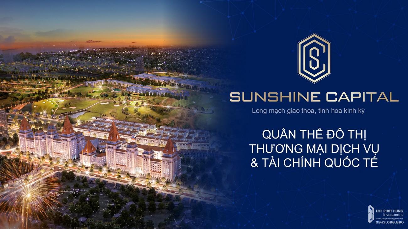 Sunshine Capital – nơi Long mạch giao thoa, Tinh hoa kinh kỳ